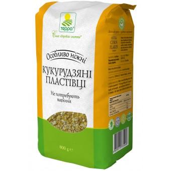 Пластівці кукурудзяні швидкого приготування