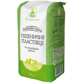 Пластівці пшеничні швидкого приготування