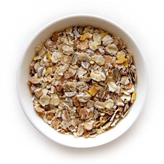 Суміш пластівців 6 видів зернових швидкого приготування