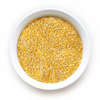 Крупа кукурудзяна шліфована №4