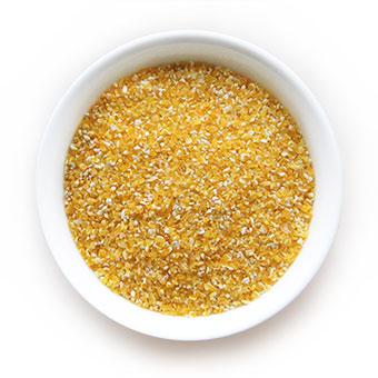 Крупа кукурудзяна шліфована №3